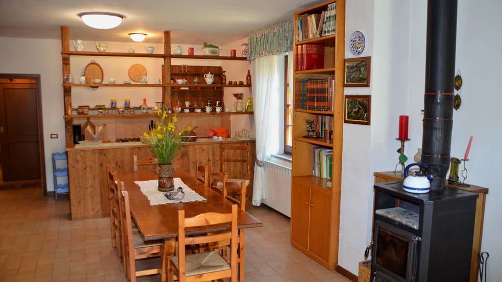 Casa Felice Toskana Wohnbereich