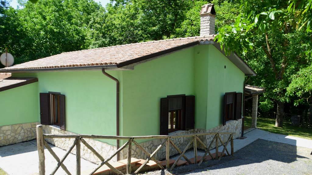 Casa Il Noce Casone Toskana
