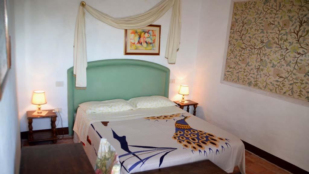 Casa Il Paradiso Schlafzimmer
