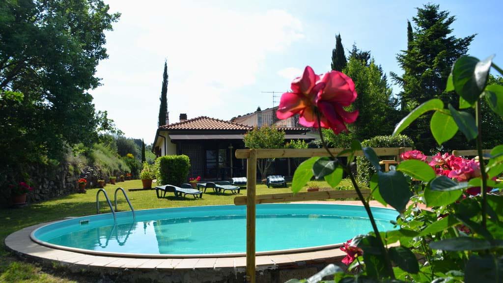 Ferienhaus Felice Elmo Di Sorano