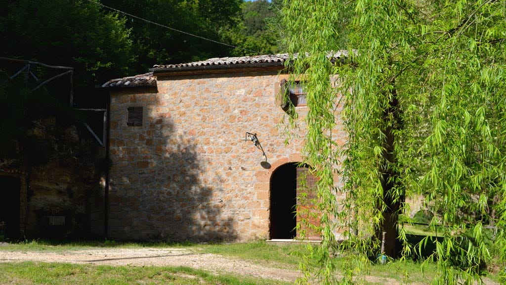Ferienhaus Il Mulino Pitigliano