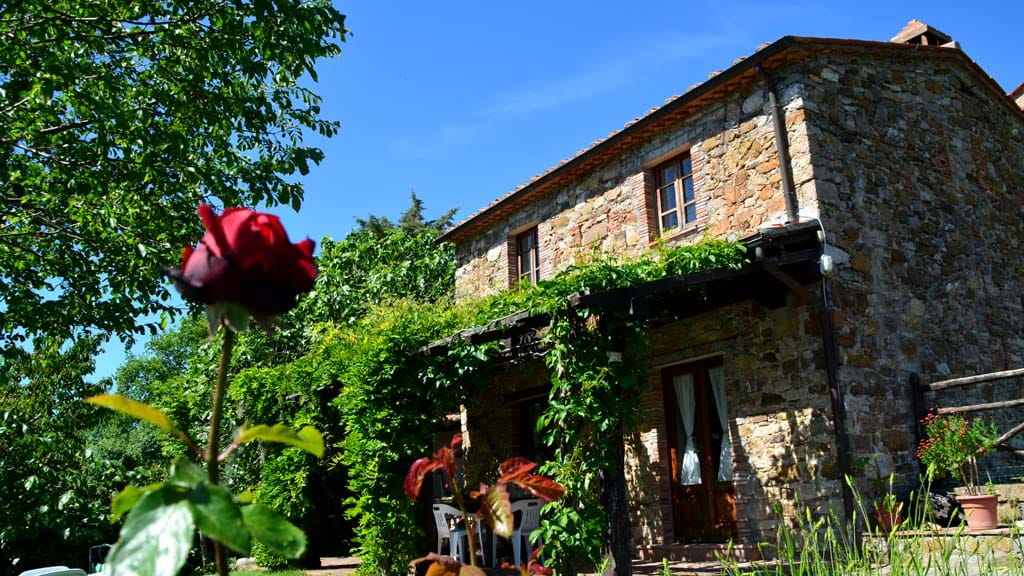 Ferienhaus Mondo Felice Toskana