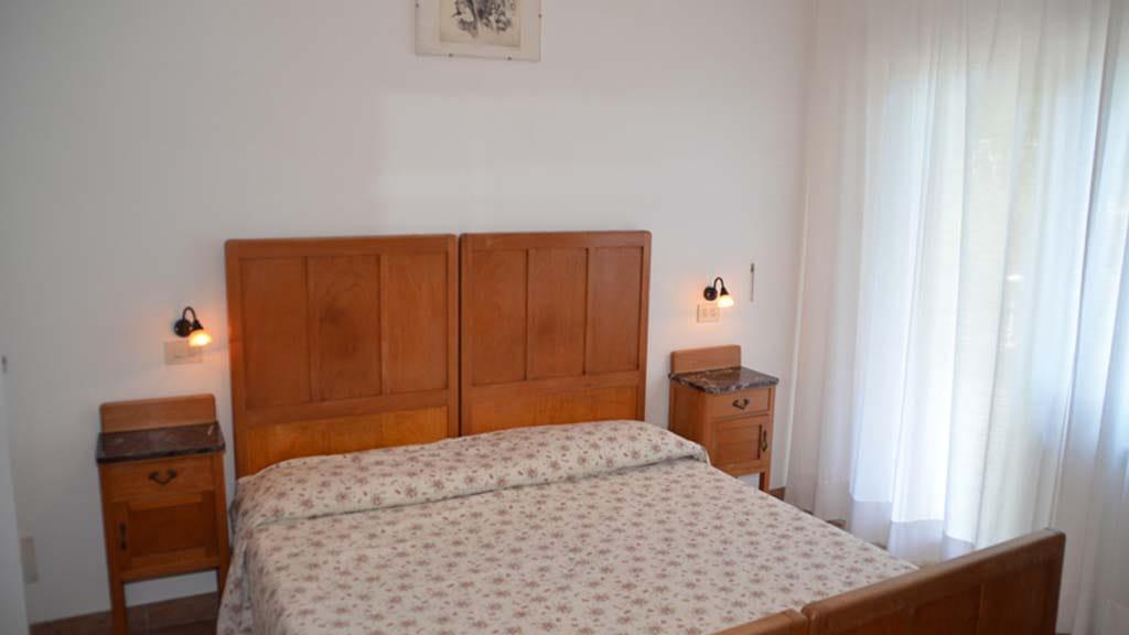 Ferienhaus Porto Santo Stefano Schlafzimmer