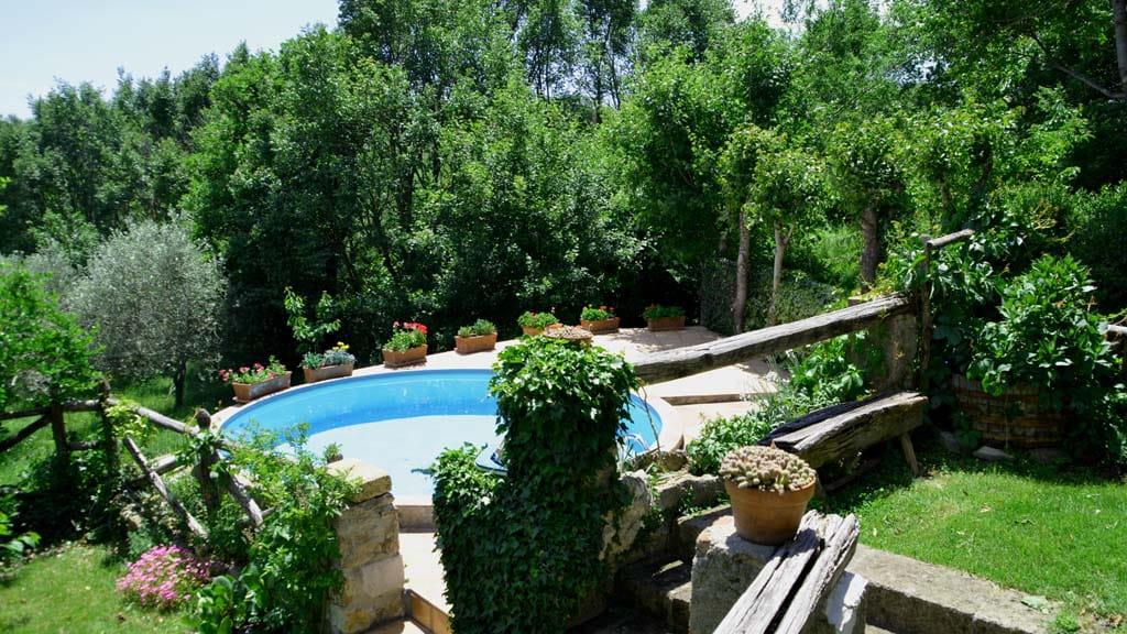 Ferienhaus Toskana Pool