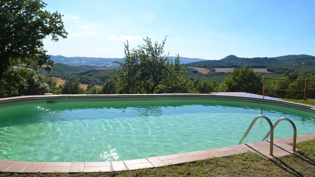 Ferienhaus Toskana Privater Pool