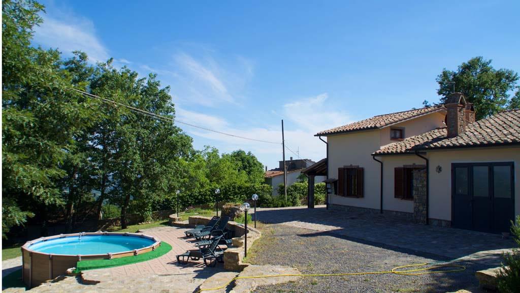 Ferienhaus Villetta Grazia Toskana