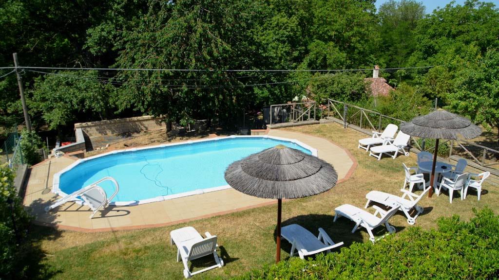 Ferienhaus Mit Pool Casone Il Noce Toscana