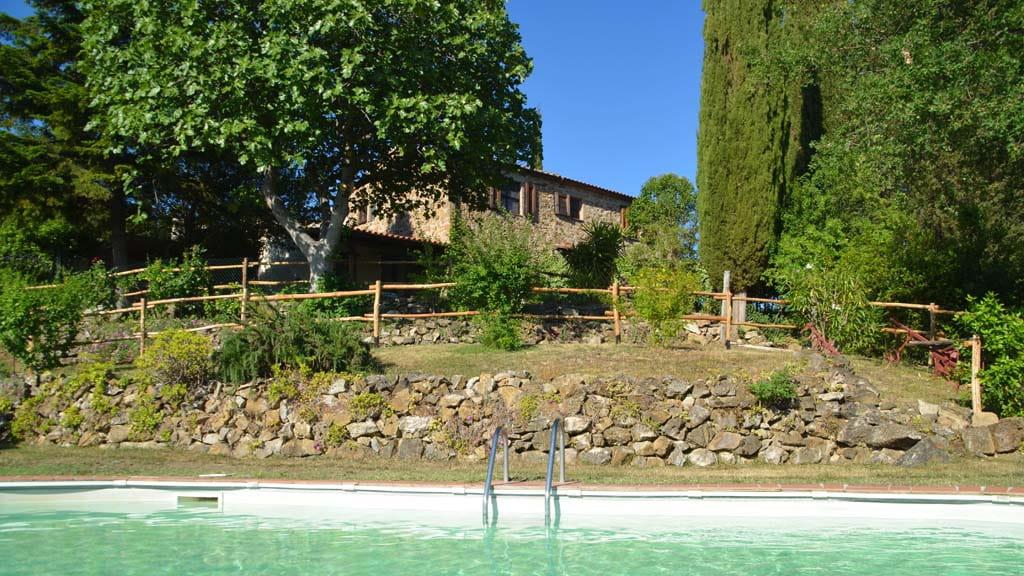 Ferienhaus Mit Pool Maremma Anna
