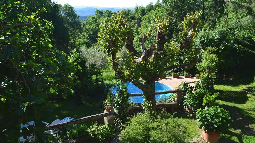 Ferienhaus Mit Pool Toskana Il Paradiso