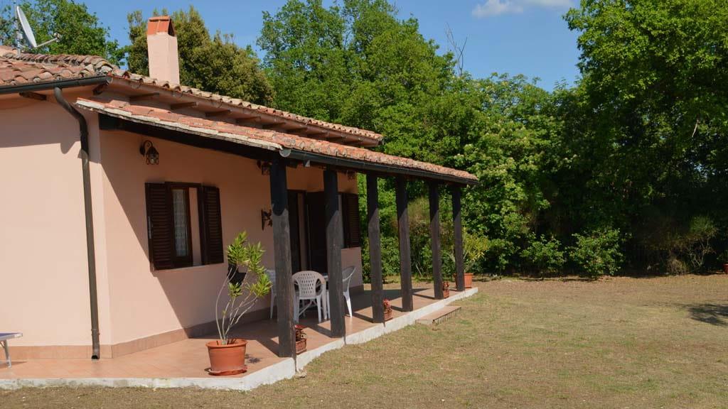 Ferienhaus Mit Terrasse Toskana