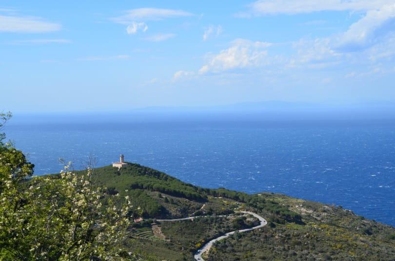 Isola Giglio Maremma