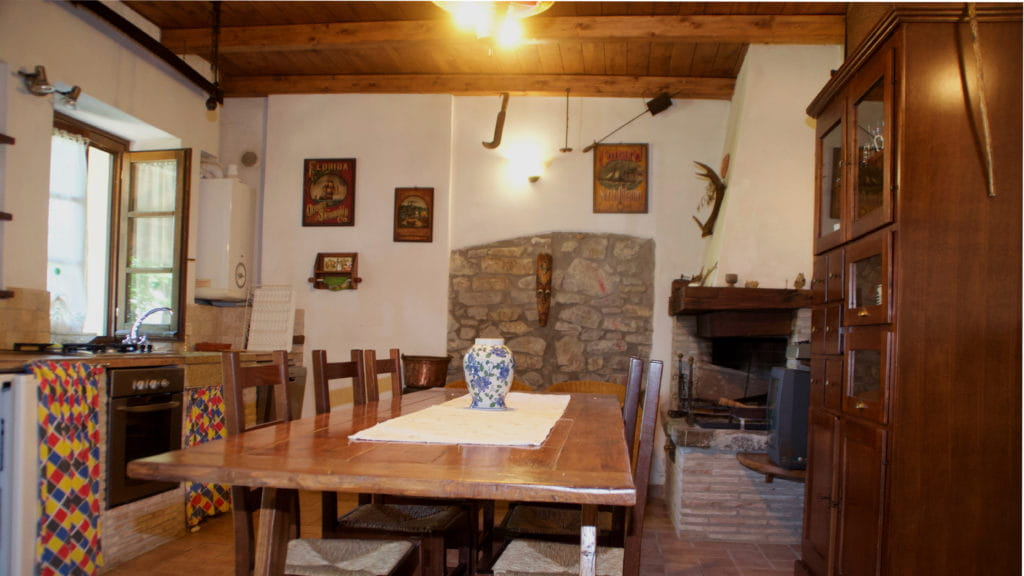 Kleines Ferienhaus Toskana
