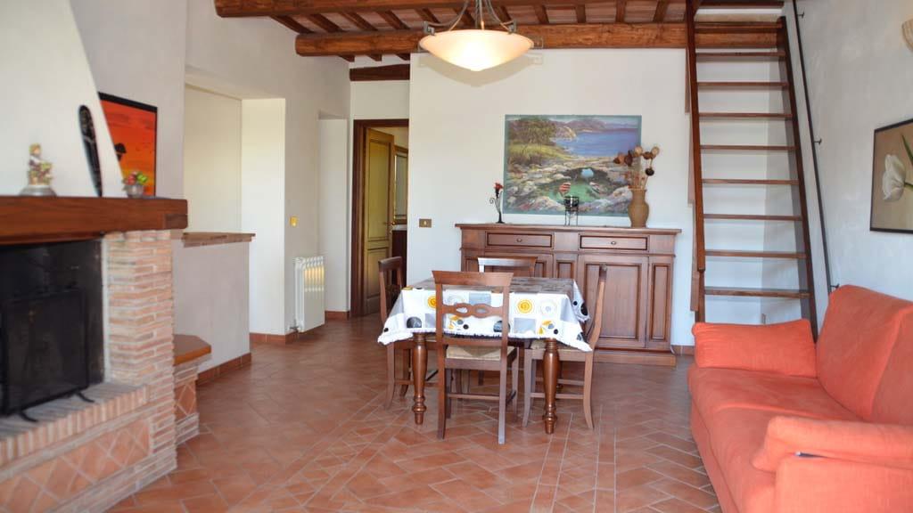 Landhaus Caminetto Casone Toscana