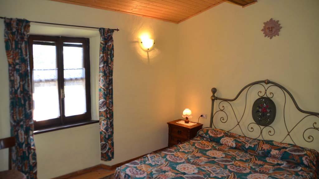 Landhaus Casa Anna Elmo Schlafzimmer