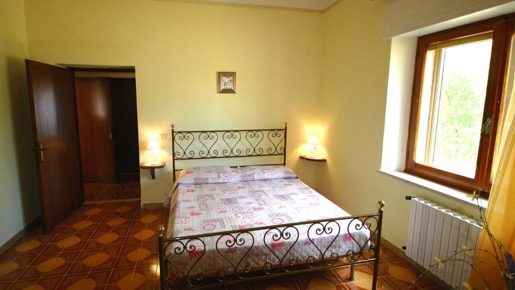 Landhaus Hermes Ornella Schlafzimmer