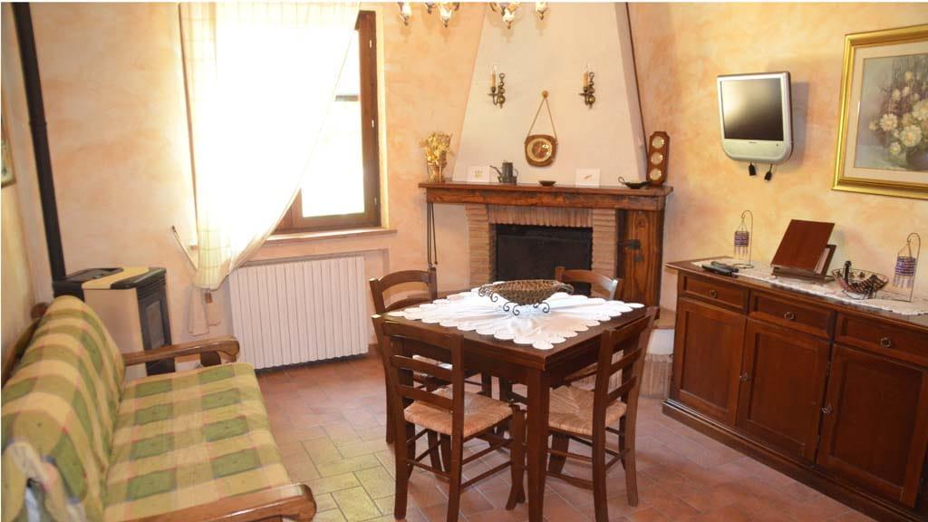 Landhaus Il Noce Wohnbereich