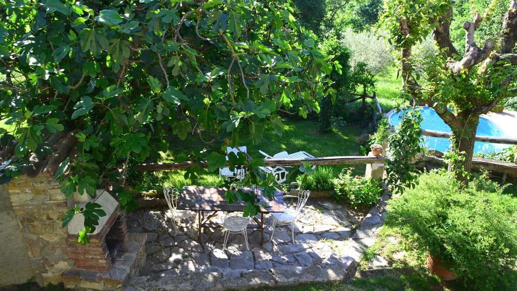Landhaus Mit Terrasse Toskana