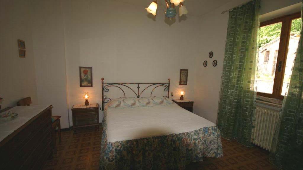 Ferienhaus Miramonti Schlafzimmer