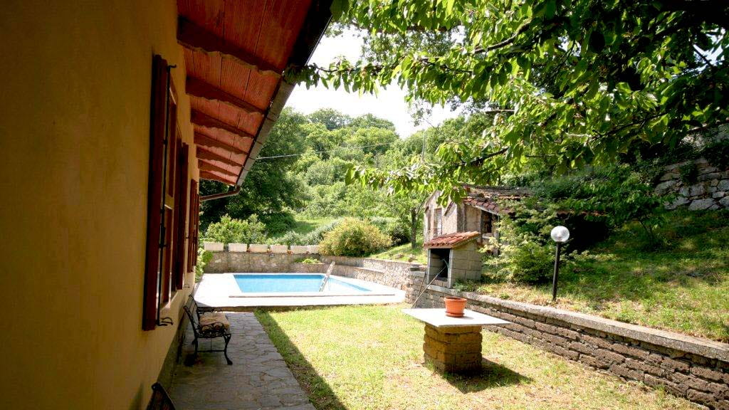 Ferienhaus Mit Pool Miramonti