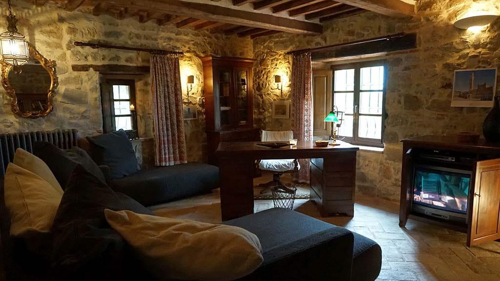 Außergewoehnliche Villa Toskana