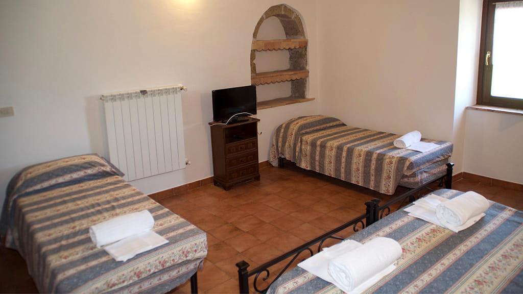 Casa Eden Schlafzimmer