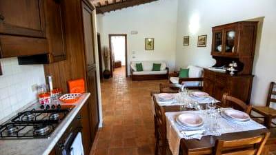 Casa Olmo Bello Wohnbereich