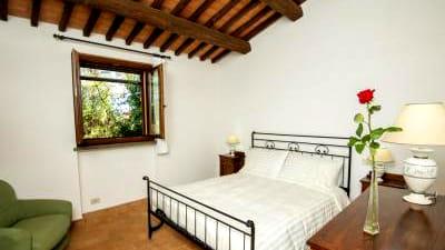 Casa Olmo Schlafzimmer