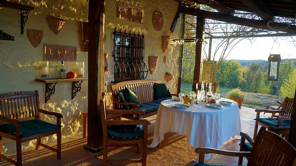 Exklusive Villa Alleinlage Toskana