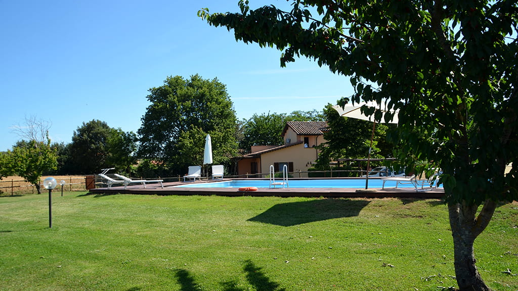 Ferienhaus Capodimonte Mit Pool