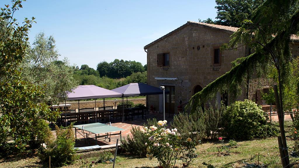 Ferienhaus Casone Toskana