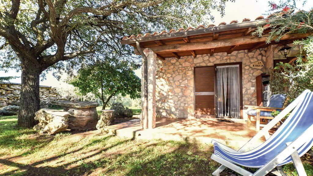 Ferienhaus Pitigliano Mit Terrasse