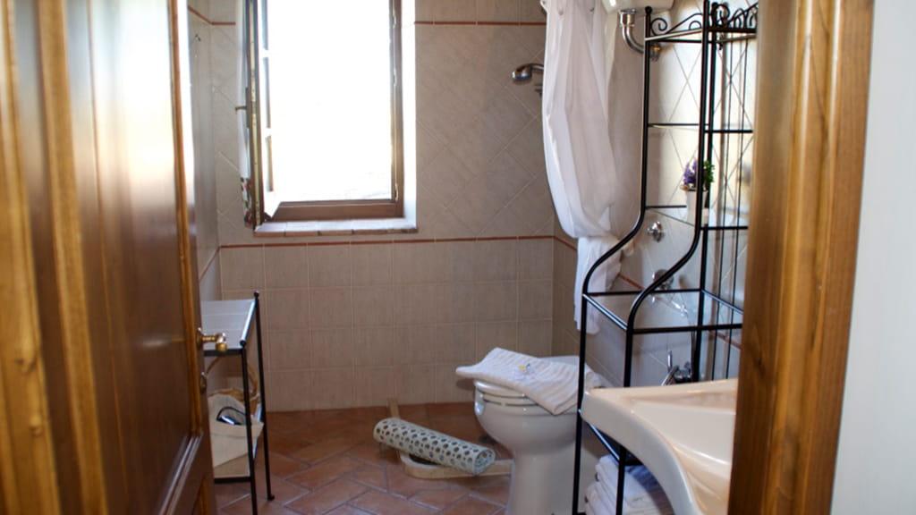 Ferienhaus Toskana Cantinaccia Bad
