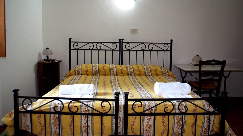 Ferienhaus Toskana Doppelbett