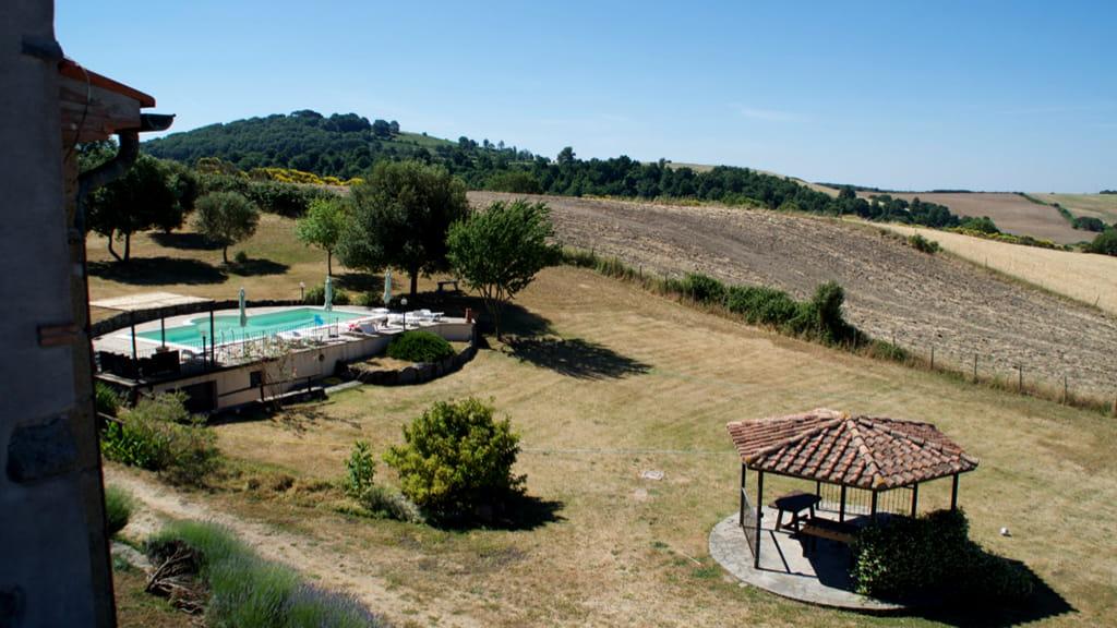 Ferienhaus Toskana Fuer 10 Personen Mit Pool