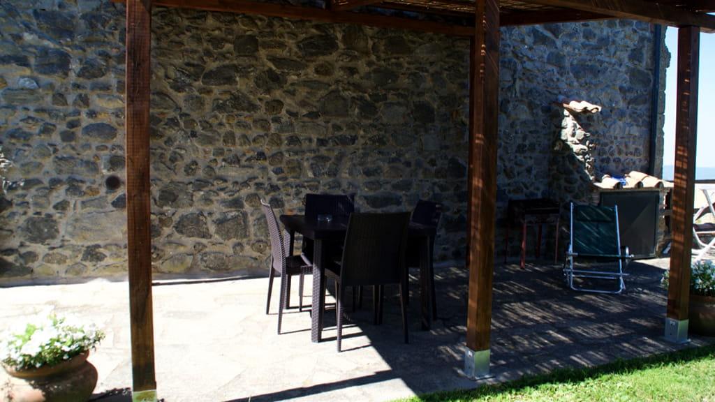 Ferienhaus Toskana Mit Terrasse Pitigliano