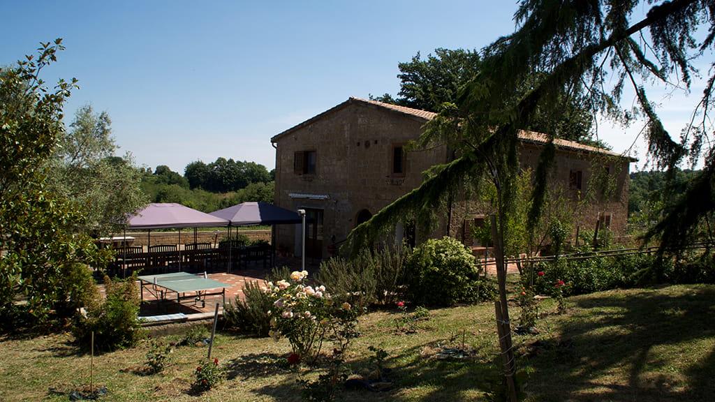 Ferienhaus Fuer 8 Personen Toskana