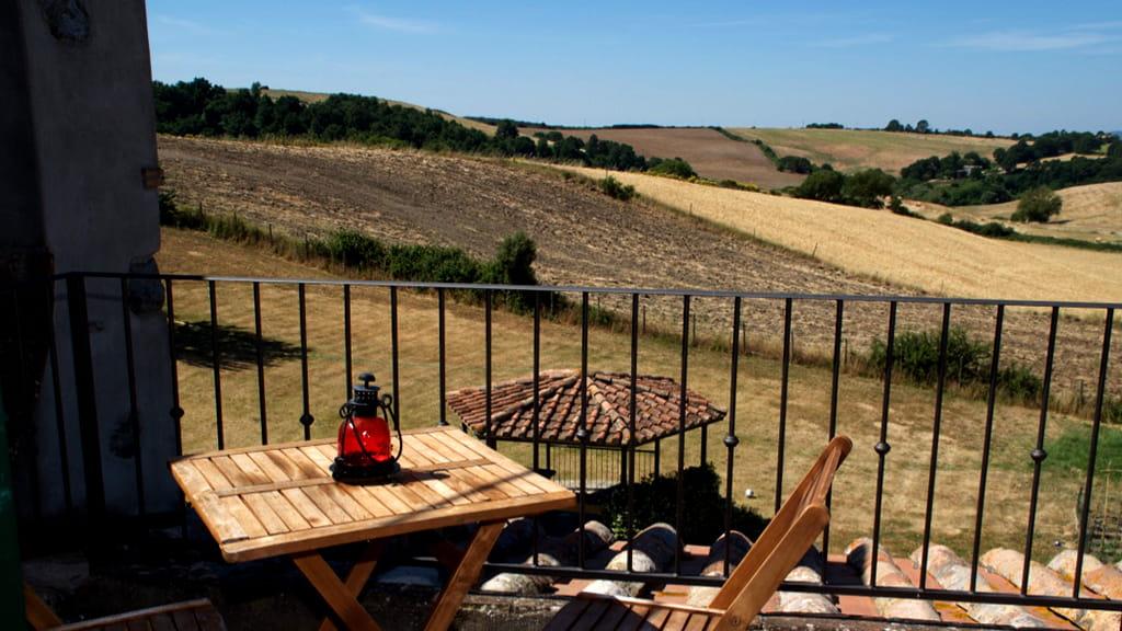 Ferienhaus In Der Toskana Mit Ausblick