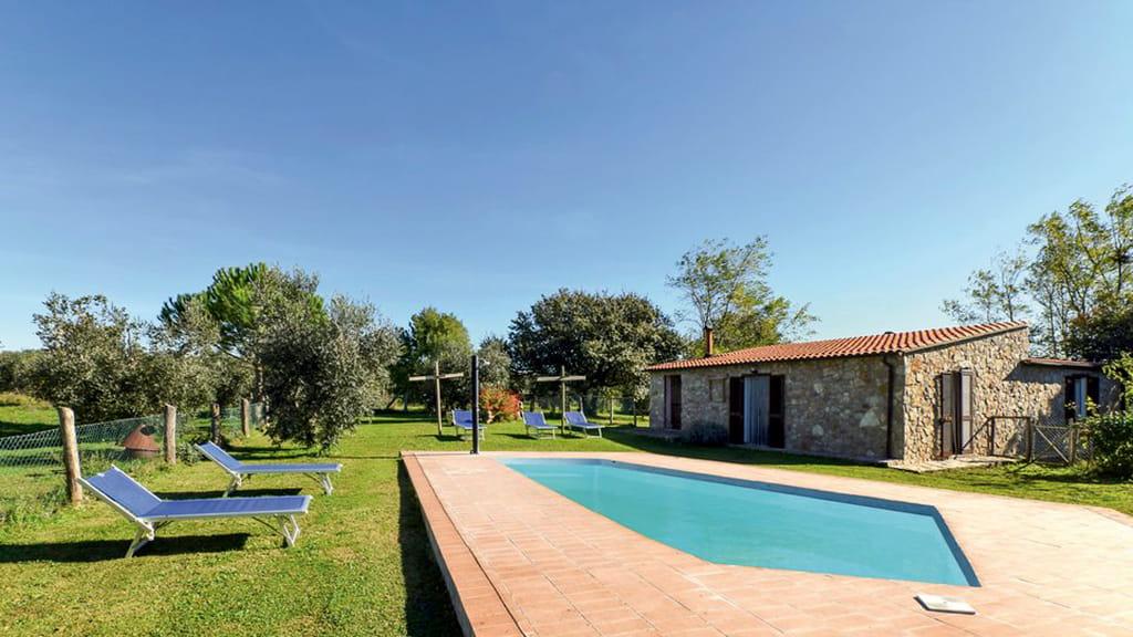 Ferienhaus Mit Pool Toskana