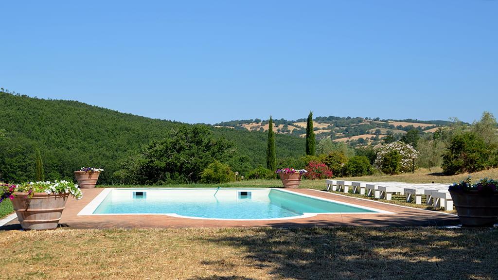 Ferienhaus Mit Großem Pool Toskana