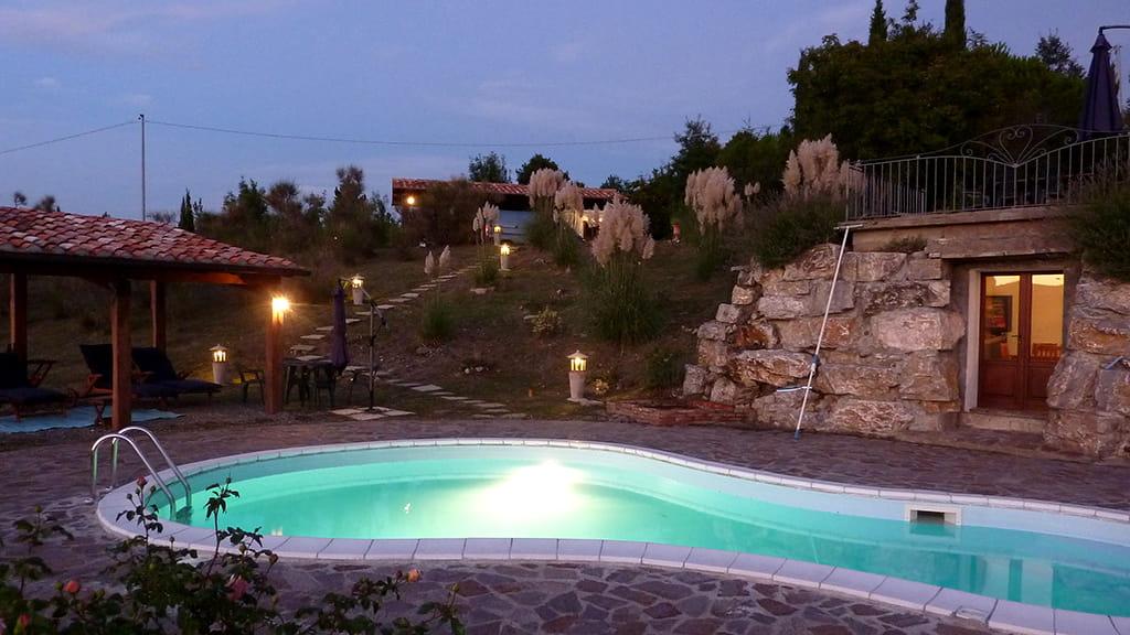 Luxus Villa Toskana Maremma
