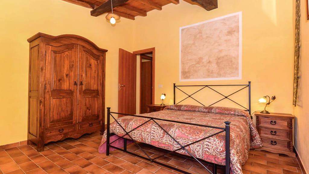 Sasso Bianco Schlafzimmer