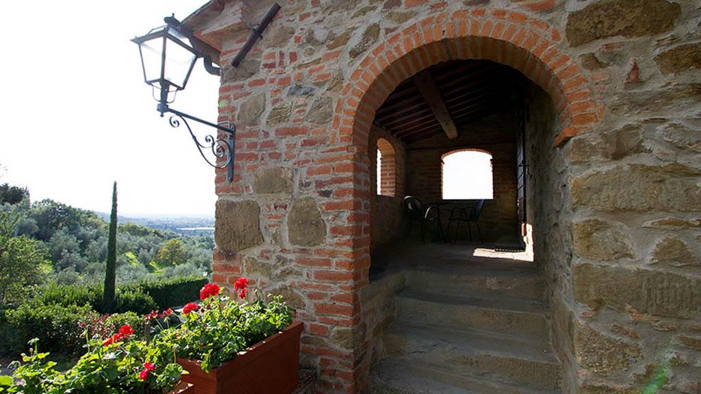 Schoene Villa Toskana