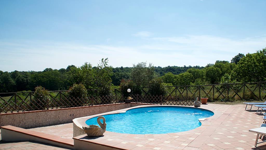 Steinhaus Mit Pool Toskana