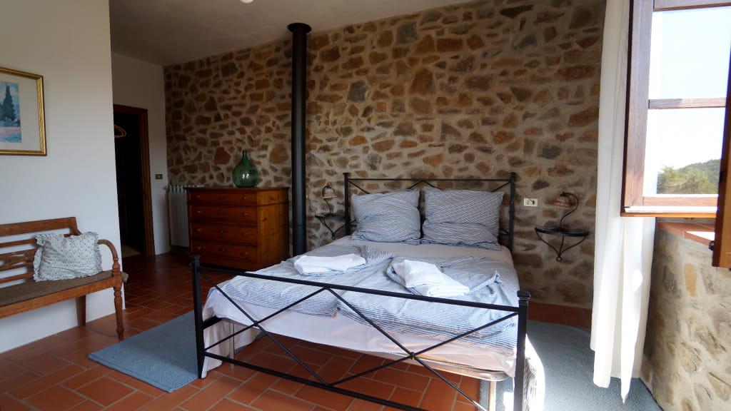 Villa Bistoni Doppelzimmer