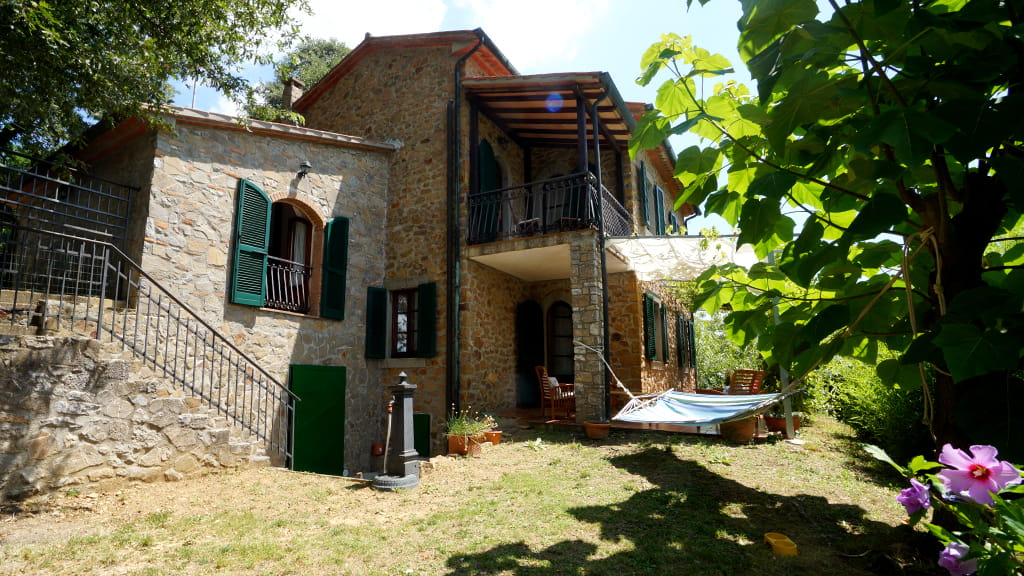 Villa Bistoni Maremma