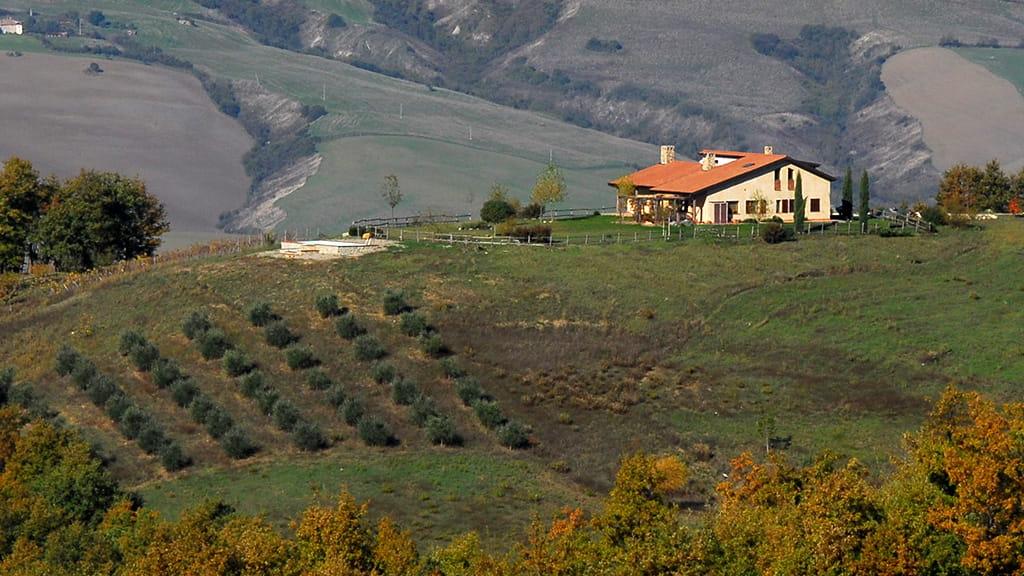 Villa Forti Latium