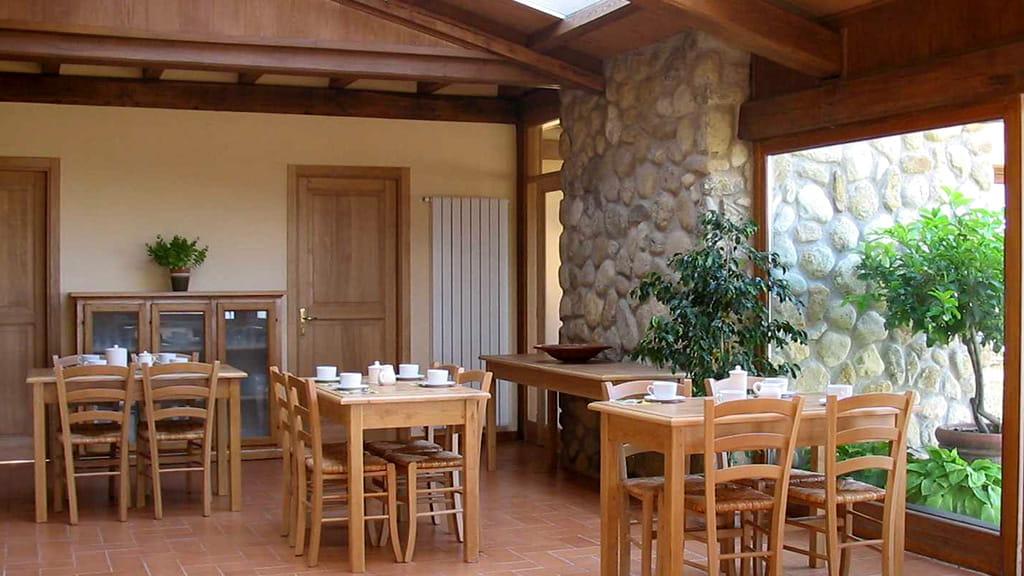 Villa Forti Saal