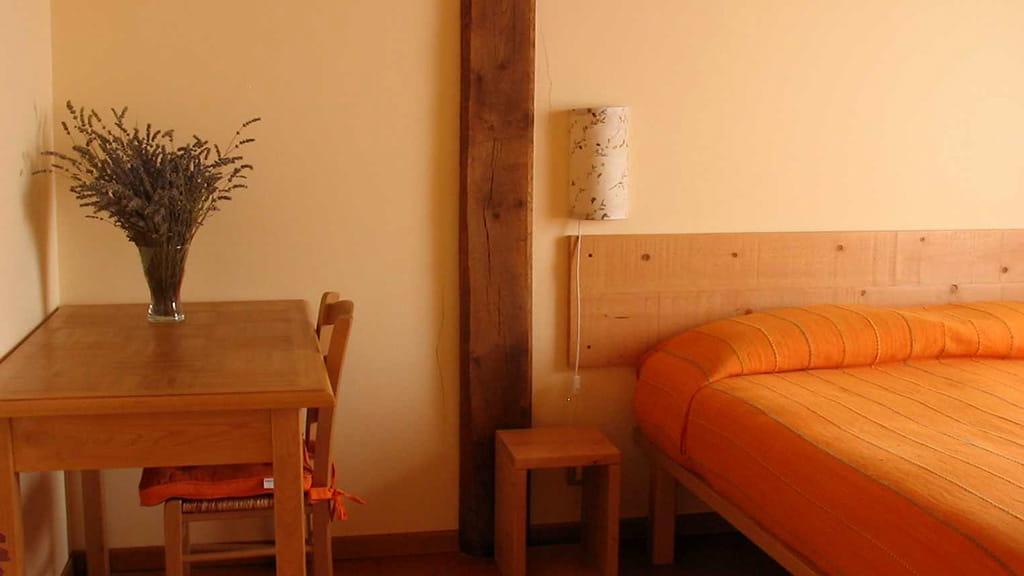 Villa Forti Schlafzimmer