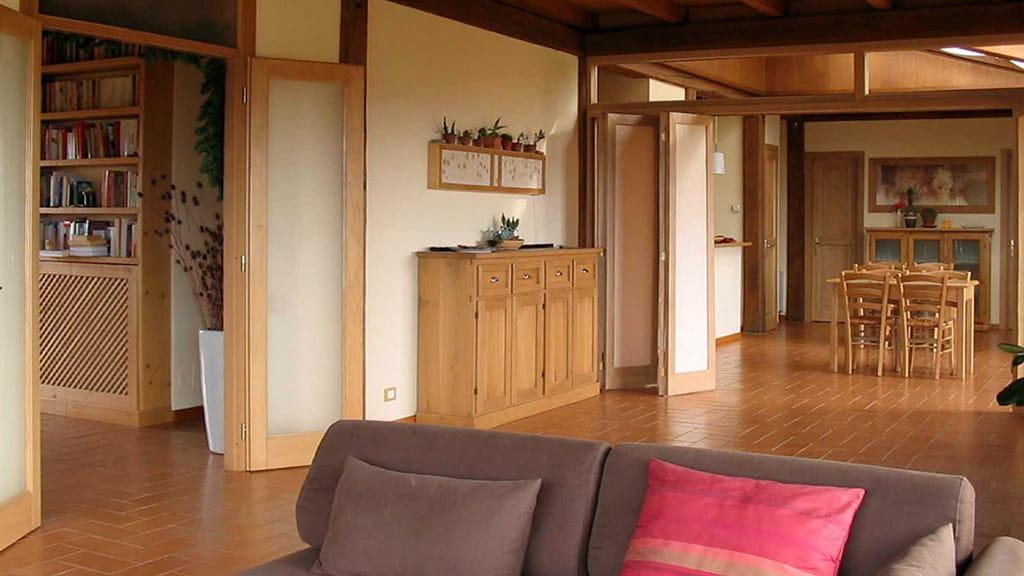 Villa Forti Wohnraum