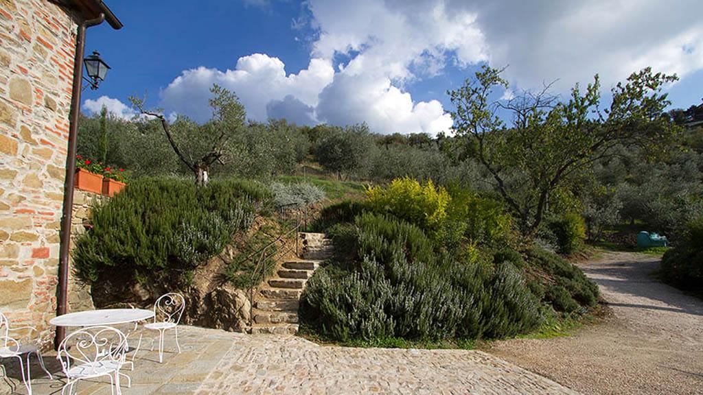 Villa La Guardata Castiglion Fiorentino